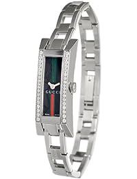Gucci 110 G YA110513 - Reloj analógico de cuarzo para mujer c5d56805336