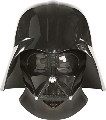 (Darth Vader Supreme Maske Halloween Kostueme Maske Gesicht Maske Over-the-Head-Maske Kostuem Stuetze Scary Creepy Schreckliche Maske fuer Maskerade Make-up Party)