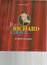 Jean Richard et son cirque par Pierre Fenouillet