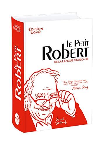 Dictionnaire Le Petit Robert de la langue française 2020 par  Collectif