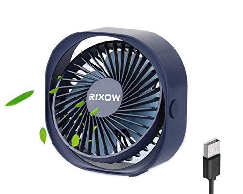 RIXOW Ventilador USB