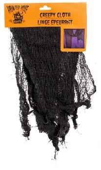 ten, Dekorationen und Zubehör Black Creepy Cloth 30