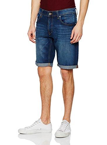 Tommy Jeans Herren Original Tapered Short Ronnie Brbd Blau (Bright Blue Dark 911)