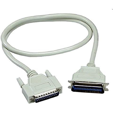 Gr Cable de impresora adaptador de Cable PC-510 Ieee1284 - 3 m