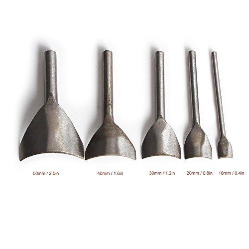 DIY 5 dimensione Arco- a forma di Pelle Punch Cutter