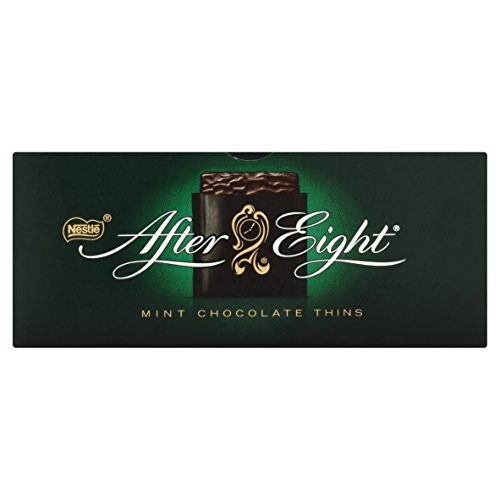 Price comparison product image After Eight Dark Chocolates Mints Carton 200 g (Pack of 8)