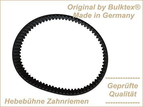 Original by Bulktex® für Zippo Auto KFZ Hebebühne Zahnriemen pas- 1250 1506 1511 1226 1511 1521 1531 1532 und weitere Neu B20mm