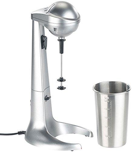 Rosenstein & Söhne NX-7386-944 Milchshaker, Kunststoff, 500 milliliters - Blender Barmixer