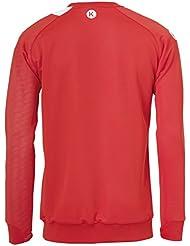 Kempa Bekleidung Teamsport Peak Entrenamiento Top Varios colores rojo / blanco Talla:xx-large