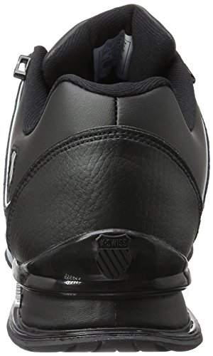 K-Swiss Rinzler Sp Fade, Sneakers Basses Homme Noir (Black/Highrise 018)