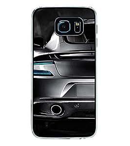 Fuson Designer Back Case Cover for Samsung Galaxy S6 G920I :: Samsung Galaxy S6 G9200 G9208 G9208/Ss G9209 G920A G920F G920Fd G920S G920T (Vehicle Transport Mumbai Delhi India)