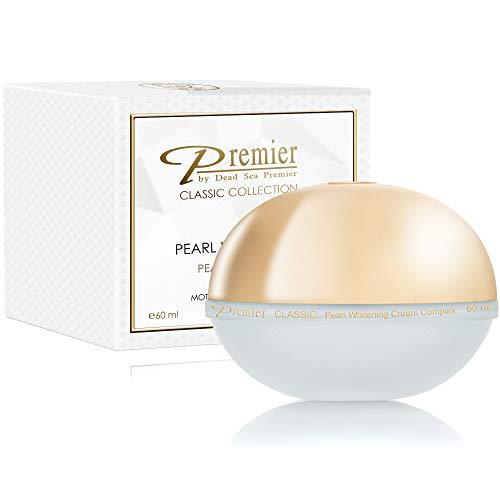 Premier Dead Sea Crème éclaircissante réfléchissante aux perles