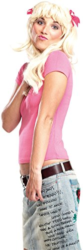 Barbie Erwachsenen Kostüme (PEARL Halloween-Perücken: Perücke