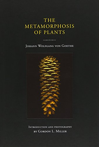 Metamorphosis of Plants (The MIT Press) por Johann Wolfgang von Goethe