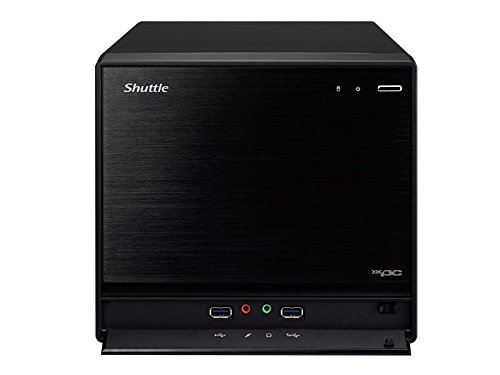 Shuttle SZ170R8 PC/estación de trabajo barebone - Barebón (Celeron, Core i3, Core i5, Core i7, Pentium, Unidad de disco duro, SSD, Serial ATA III, LGA1151, DIMM, Escritorio)