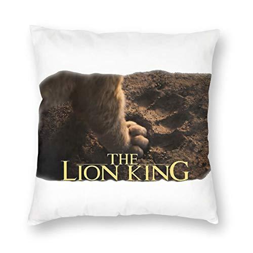 Gifetee The Lion King Kissenbezug Kissenbezug Für Taille Hug Platz Kissenbezug Dekoration Home Deco 20