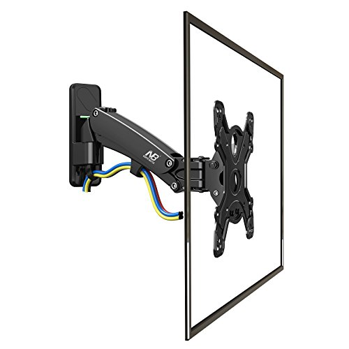 tv-wall-mount-f350-for-40-50-inch-flat-tv-screens-support-load-176-to-35-lbs-8-16-kgadjustable-heigh