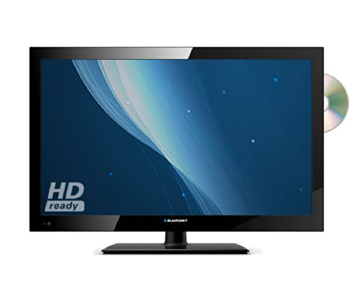 BLAUPUNKT 23/157 23 inch LED TV with DVD Player HD Ready - Black, [Importado de UK]