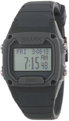 Freestyle Mixte 101813 Shark Classique Tide Gris Digitale 150 Beaches Montre