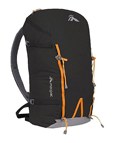 macpac Fanatic 23 Rucksack - Licorice S2