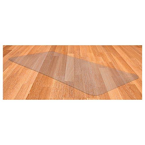 Sport-Tec Bodenschutzmatte Bodenschutz Laminat Parkett Teppich Bürostuhl 200x85 cm