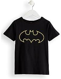 RED WAGON T-Shirt con Logo Batman Bambino