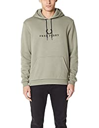 Fred Perry Embroidered Hooded
