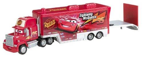 Mattel N9709 - Cars - Truck & Anhänger Mack Hauler
