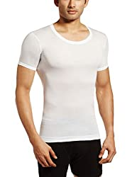 Rupa Frontline Mens Cotton Vest (890397845368 (AIR RNS-White-75)