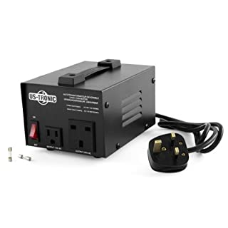 ADAPTOO STEP UP AND DOWN TRANSFORMER (120V TO 240V AND 240V TO 120V) SPECIAL FOR UK 750 WATTS