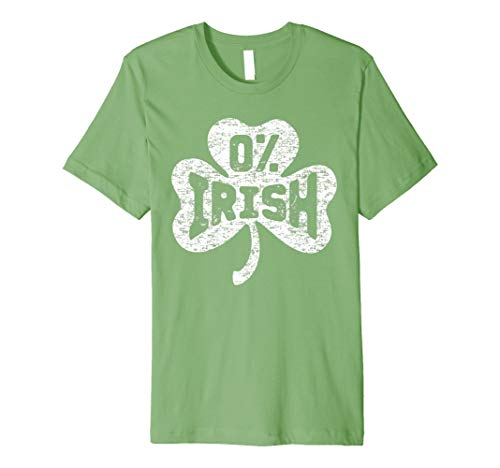 Lustiges irisches T-Shirt St. Patricks Day Shamrock ()