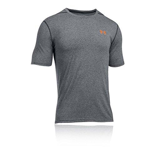 Under Armour Herren Ua Tech Ss Tee Fitness-T-Shirts & Tanks Grey