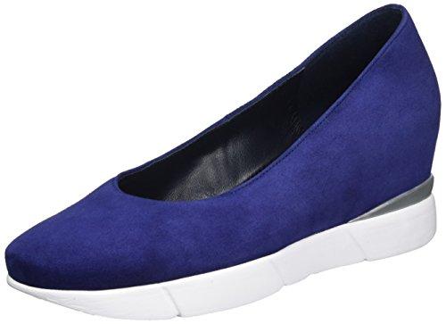 Högl 3-10 2202 3200, Scarpe con Zeppa Donna Blu (Blue3200)