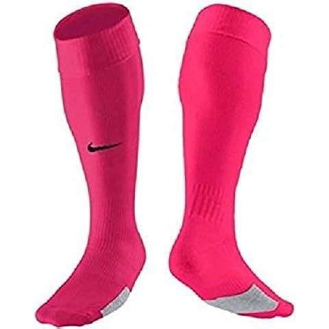 Nike–Calzettoni da calcio Park IV, Unisex, Fußballstutzen Park IV, Voltage Cherry/Black, S