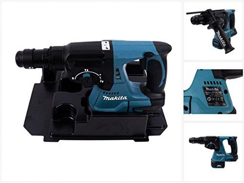 Preisvergleich Produktbild Makita DHR 243 ZE 18 V Li-ion Akku Bohrhammer mit Einlage für Makpac