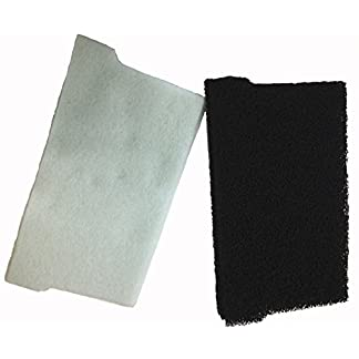 Blagdon Midi-Pond Filter Carbon and Wool Replacement (Pack of 6) 41G31WGbxOL