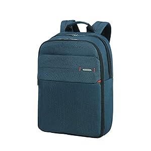 """Samsonite Laptop Backpack 17.3"""" (Space Blue) -Network 3 Rucksack, Space Blue"""
