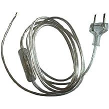 suchergebnis auf f r 2 adriges kabel mit stecker. Black Bedroom Furniture Sets. Home Design Ideas
