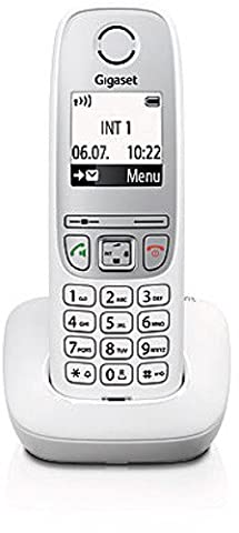 Gigaset A415 Telefon - Schnurlostelefon / Mobilteil mit Grafik Display - Dect-Telefon mit Freisprechfunktion - Analog Telefon - (Telefon Von Amazon)