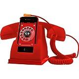 Ice-Watch Ice Phone IPF.RD Retro Handset für Smartphones rot