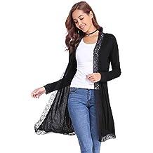 new style e77bd f4975 Amazon.it: cardigan donna lungo estivo - Spedizione gratuita ...