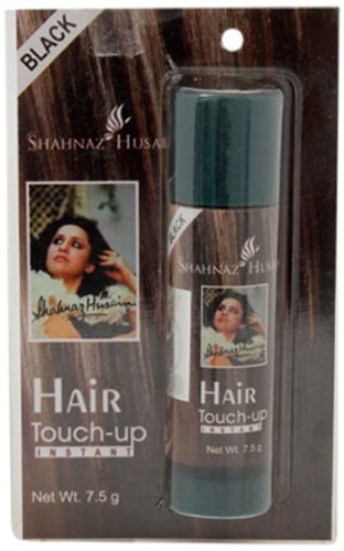Shahnaz Husain Hair Touch Up, Black, 7.5gm
