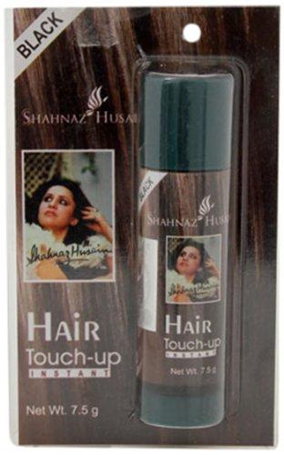 Shahnaz Husain Hair Touch Up, Black, 7.5gm