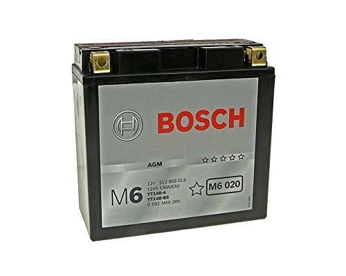 Batterie BOSCH YT14B-BS 12 Volt[ inkl.7.50 EUR Batteriepfand ]