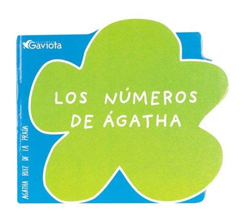 Los números de Ágatha (Libros de cartón Ágatha Ruiz de la Prada)