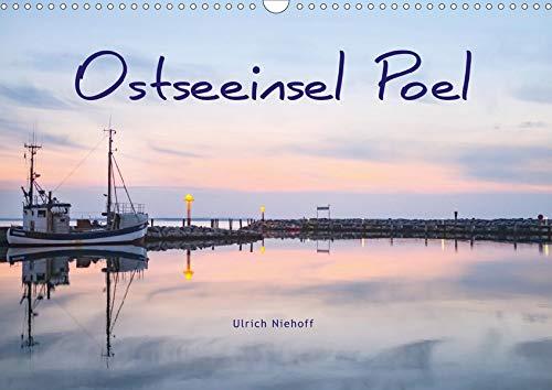 Osteeinsel Poel (Wandkalender 2020 DIN A3 quer)