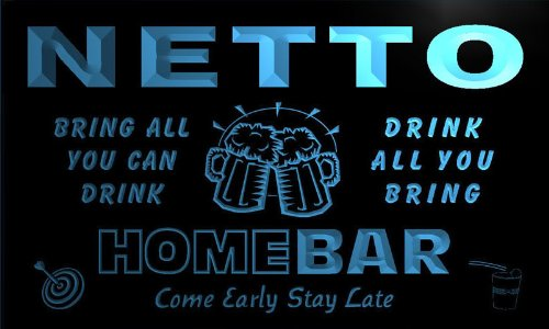 q32307-b-netto-family-name-home-bar-beer-mug-cheers-neon-light-sign
