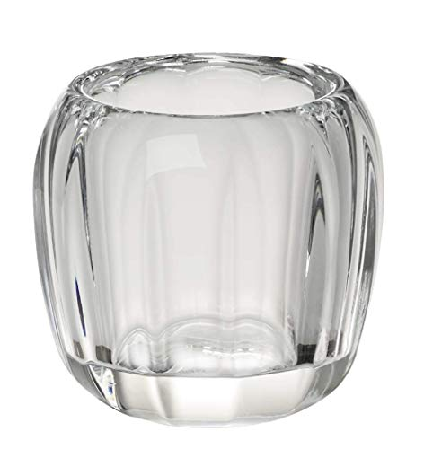 Villeroy & boch colour delight portacandelina piccolo, vetro cristallo, 7.70 x 7.70 x 8.50 cm