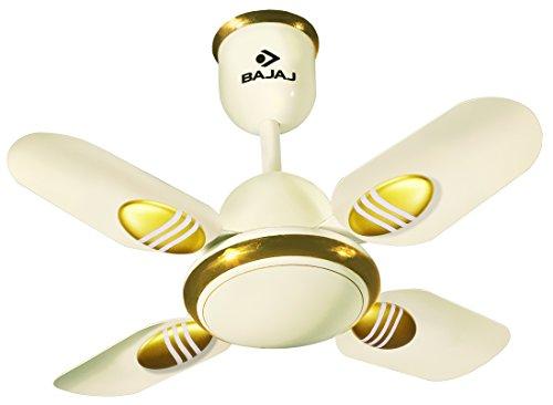 Bajaj Grace Gold DX 600mm Ceiling Fan (Bianco)