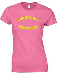 Sunnydale High School, Mesdames T-shirt imprimé